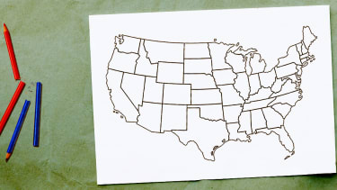 A map.