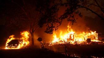 The Kincade Fire