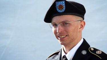 Chelsea Manning.