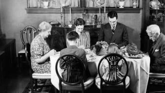 Thanksgiving, 1941.