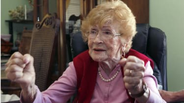 Let these 97- and 102-year-old first-time voters convince you to cast your ballot