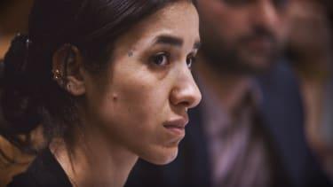 Nadia Murad appears in 'On Her Shoulders.'