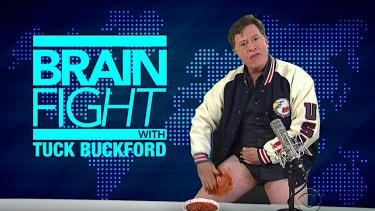 Stephen Colbert channels Alex Jones