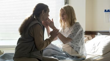 Alice Krige and Brit Marling star in The OA.
