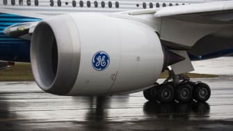 GE engine.