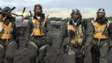 """George Lucas' """"Red Tails"""""""