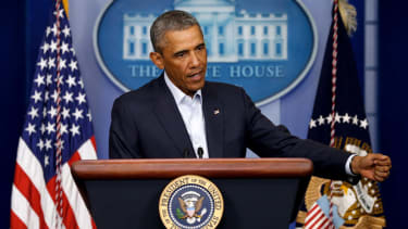 Obama: Justice Department opening civil rights investigation into Ferguson