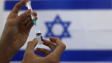 Vaccination in Israel.