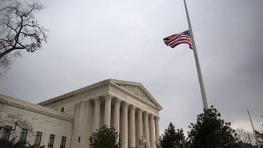 SCOTUS overrules Alabama on same-sex adoption.