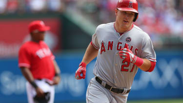 Angels sign Mike Trout, world's best baseball player, for the price of 1/240th of a Robinson Cano