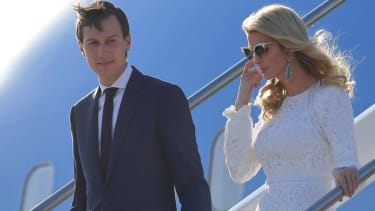 Jared Kushner, hurt by Russia allegations