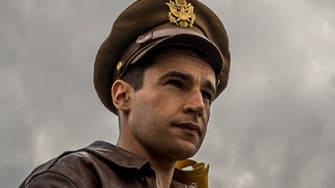 A scene from Catch-22.