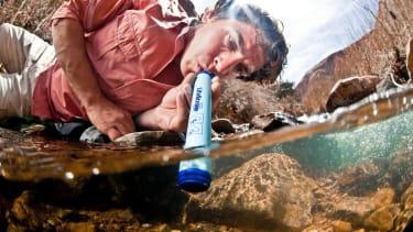 Award-winning water filter technology.