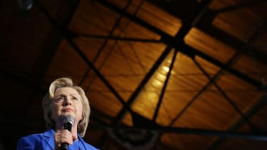 Hillary Clinton is swaying her healthcare stance.