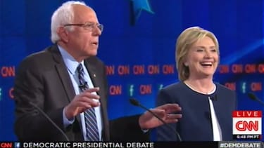 Bernie Sanders says America is sick of hearing about Hillary Clinton's emails