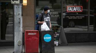 Guy in Seattle
