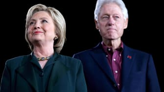 Bill Clinton may hurt his wife's campaign.