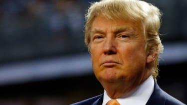 Trump's new real estate venture: The White House?