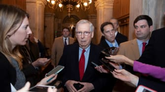 Sen. Mitch McConnell is protecting Trump