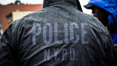 New York is planning a 'pro-cop rally'