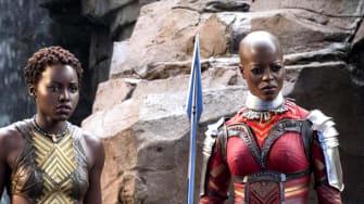 Danai Gurira as General Okoye.