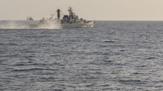 USS Mason, target of Houthi attack