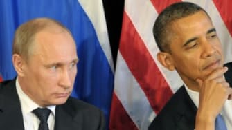 President Putin and President Obama