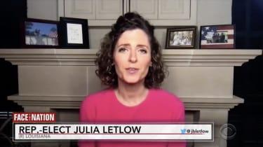 Julia Letlow.