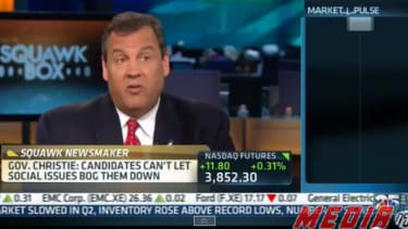 Chris Christie on Hobby Lobby ruling: Was the Supreme Court right? 'Who knows.'