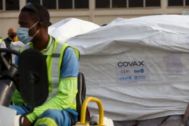 Ghana gets vaccine