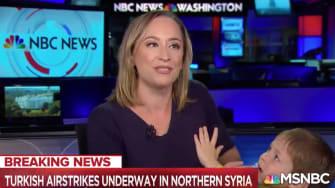 NBC reporter.