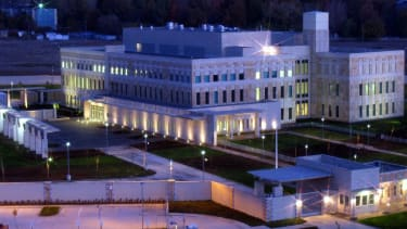 U.S. Embassy in Tashkent, Uzbekistan.