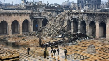 Aleppo after the war