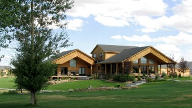 Homes for equestrians.