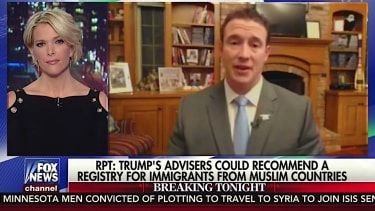 Megyn Kelly squares off against Carl Higbie over Japanese internment camps