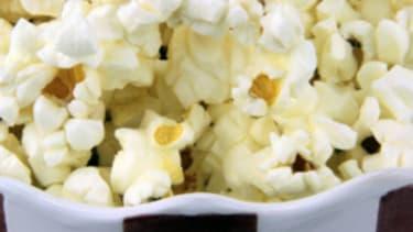 The perfect popcorn popper