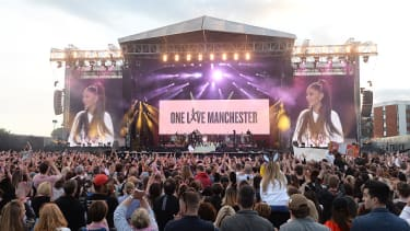 A look at the One Love Manchester benefit concert.