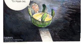 Political Cartoon U.S. mcconnell trump