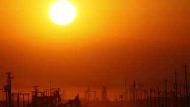 New study projects slower climate change for next decade
