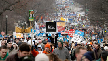 A Pro-Life Party would disrupt the current party system.