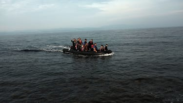 Italian forces ignored a sinking boat of Syrian refugees.