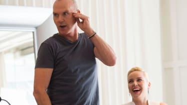 Michael Keaton revisits his Batman days in the Birdman trailer