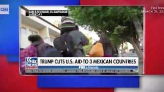 Fox News makes an on-air mistake