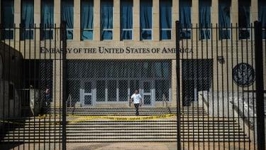 American embassy staff describe hearing strange sounds and suffering odd symptoms.