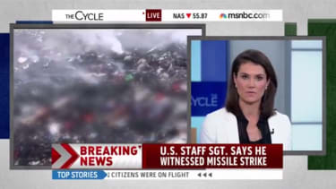 MSNBC falls for embarrassingly awful prank call claiming farts downed Malaysian jet