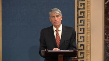 Sen. Mark Udall on torture report: 'The CIA is lying'