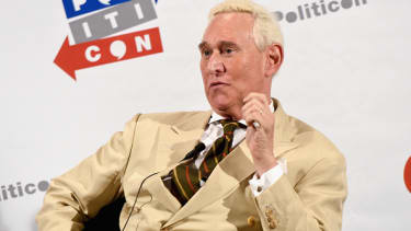 How did Roger Stone know about the Podesta emails before they were published?