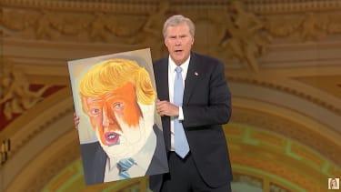 Will Ferrell does George W. Bush