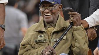 Richard Overton, the oldest living veteran.