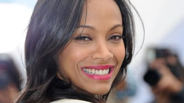 Zoe Saldana: There are 'better parts for women in space'